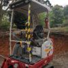 Excavator 1.1 ton - inside