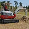 3.5 ton excavator