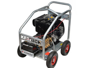 3000-4000 PSI cold petrol pressure washer