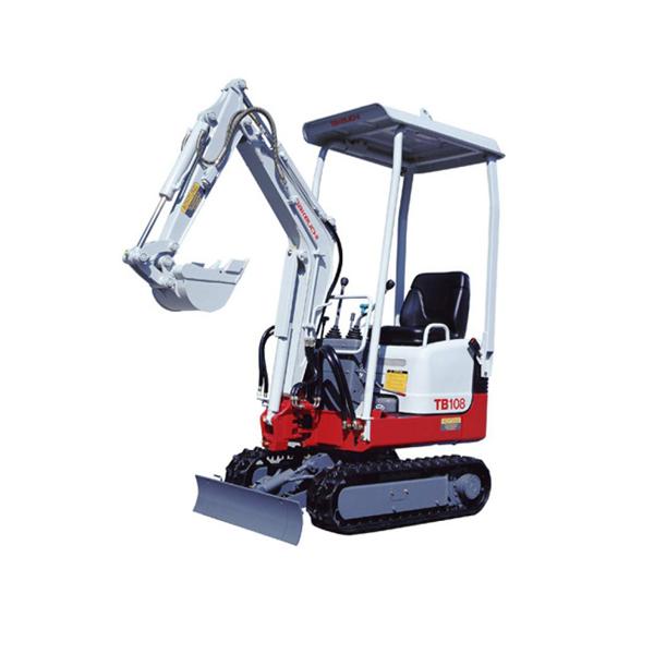860kg Excavator Product V1
