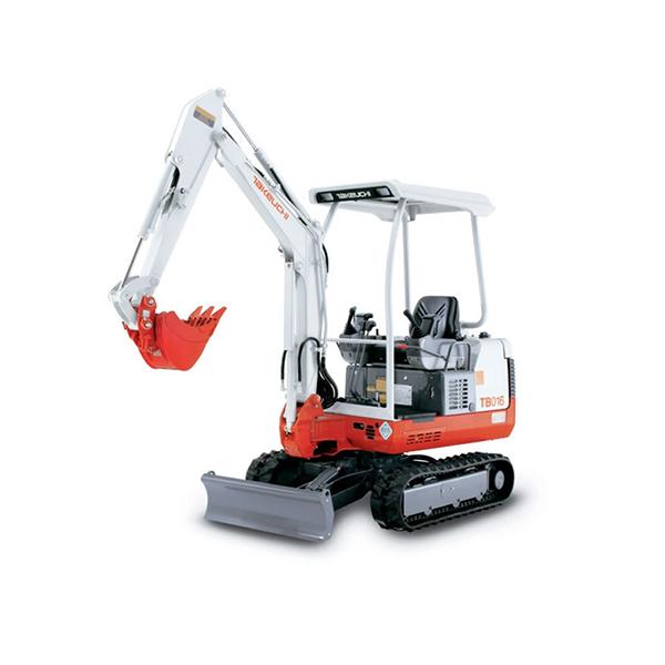 Excavator 1.6 ton