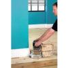 Floor edge sander