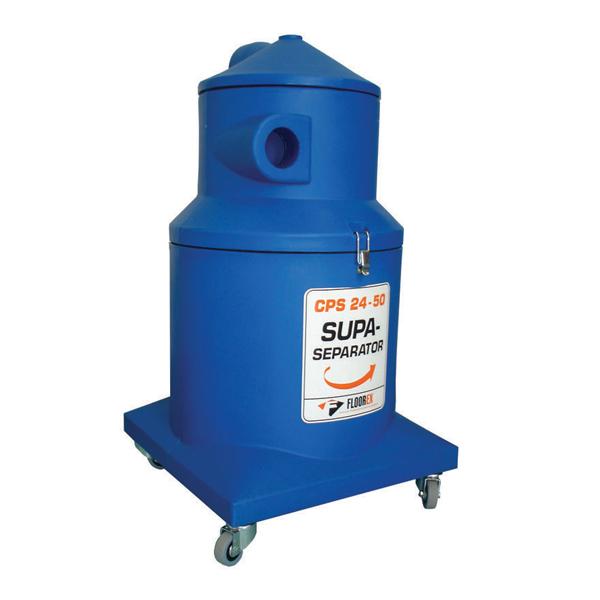 Vacuum dust separator