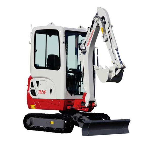 Excavator 1.1 ton
