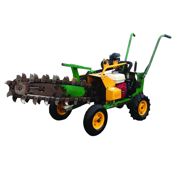 Chain trencher - product