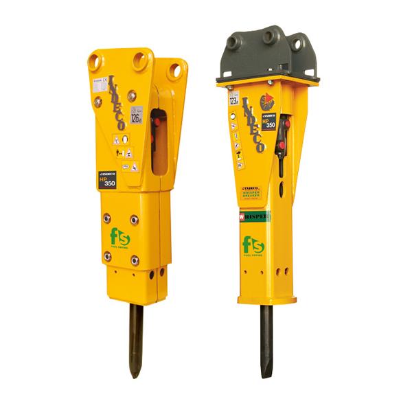 Hydraulic breaker - 3.5 ton excavator