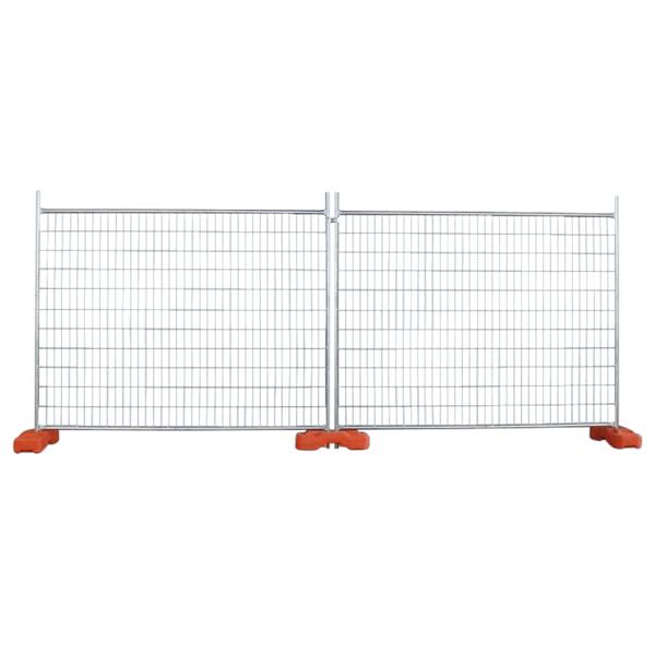 Temp fencing